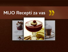 MIJO's Rezepte für Sie